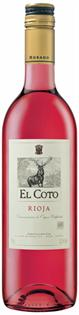 El Coto de Rioja Rioja Rose 2015 750ml - Case of 12